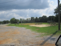 Where Lawson's Grocery use to stand & Lawson's baseball field