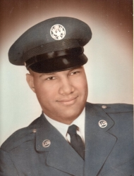 Ellis Headen Jr. 1965 USAF