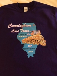 CFR 2017 20th Reunion T-Shirt