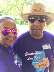 Crystal Cunningham-Perry & Donald Cunningham